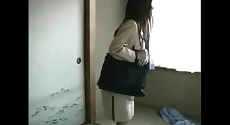 Japanese Family Threesome - Watch Part2 on porn4us.org