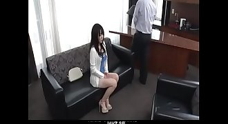 Casting for porn makes Yui Satonaka to act indeed nasty - From JAVz.se