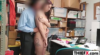 Naiomi Mae learns with the dick