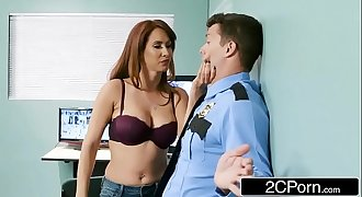 Latina Mummy Isis Love Teaches A Mall Cop A Lesson